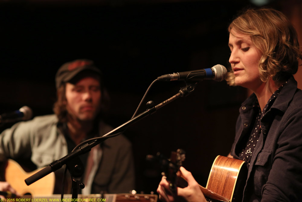 Joan Shelley at the Hideout