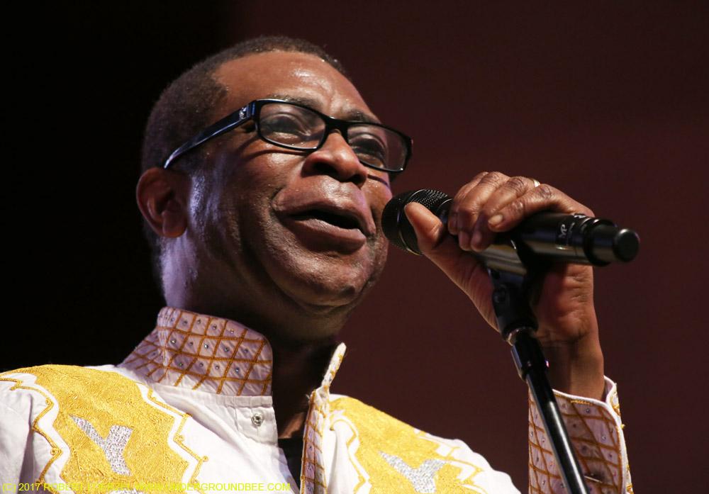 Youssou N'Dour at Millennium Park