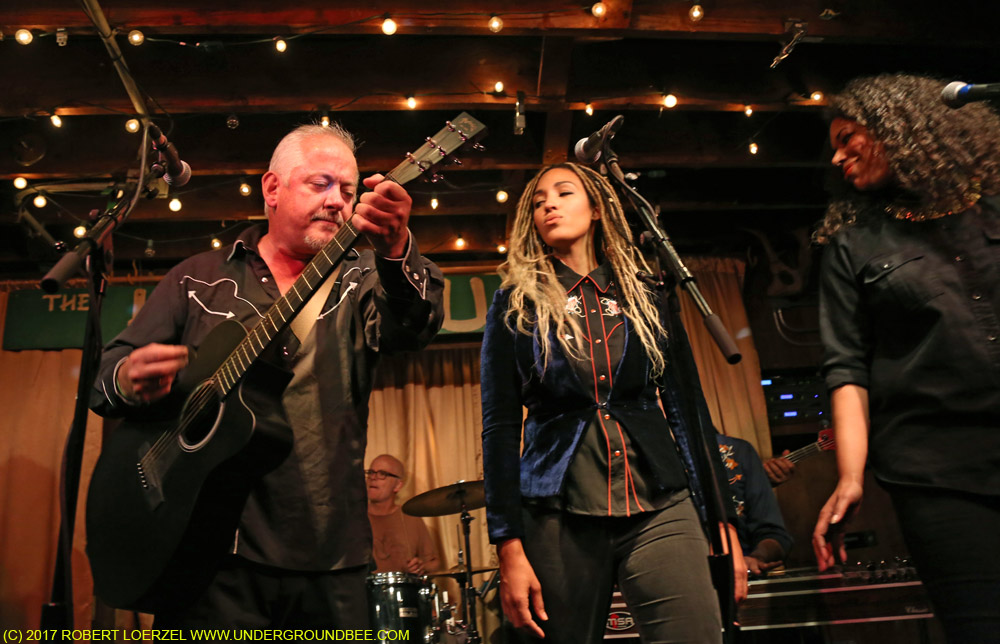 Jon Langford's Four Lost Souls at the Hideout